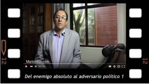 Del enemigo absoluto al adversario político . 2. Mario Elkin Ramírez
