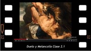 Sobre Duelo y Melancolia de Sigmund Freud, clase 2.1