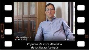 El punto de vista dinámico de la Metapsicología por Mario Elkin Ramírez