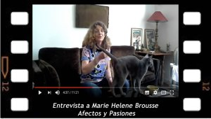 Entrevista a Marie Helene Brousse Afectos y Pasiones.