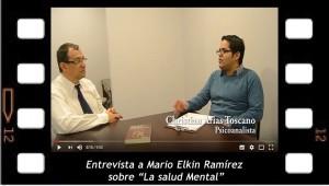Entrevista a Mario Elkin Ramírez sobre La Salud Mental