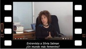 Entrevista a Silvia Salman, ¿un mundo más femenino?