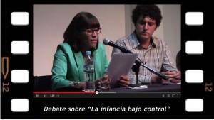 La infancia bajo control. Debate en la delegación de la NEL-Arequipa