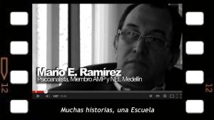 Muchas_historias,_una_Escuela,_Corto_sobre_la_NEL-Medellín con Hector Gallo
