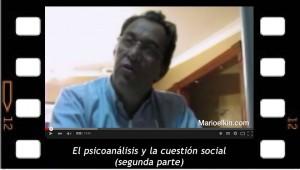 El psicoanálisis y la cuestión social 2