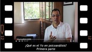 ¿Qué es el yo en psicoanálisis? Breve explicación de Mario Elkin Ramírez. Primera parte