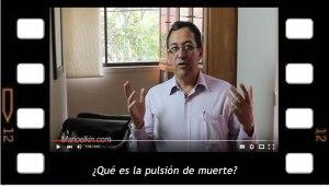 ¿Qué es la pulsión de muerte? Breve explicación de Mario Elkin Ramírez