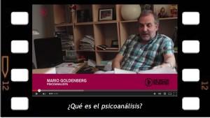 ¿Qué es el psicoanálisis?  Entrevista a Mario Goldenberg