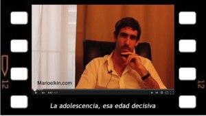 """Entrevista a juan Mitre sobre su libro """"La adolescencia esa edad decisiva"""""""