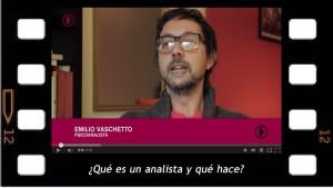¿Que es y qué hace un psicoanalista? Emilio Vaschetto