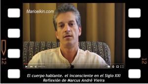 """Entrevista a Marcus André Vieira sobre """"El cuerpo hablante"""""""