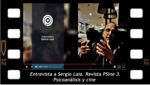 Psine 3. Entrevista a Sergio Laia
