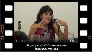 Mujer y Madre. Conferencia de Esperanza Molleda