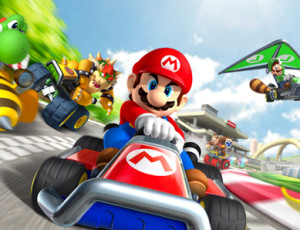 Mario Kart Racing      Mario Game Play   Best Super Mario Games  Mario Kart Racing