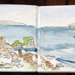 Sketching Skye