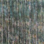 Deep Forest Dusk painting