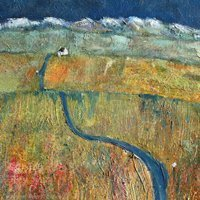 Landscape Paintings by Marion Boddy-Evans