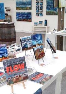 Flow Exhibition Skye Scotland