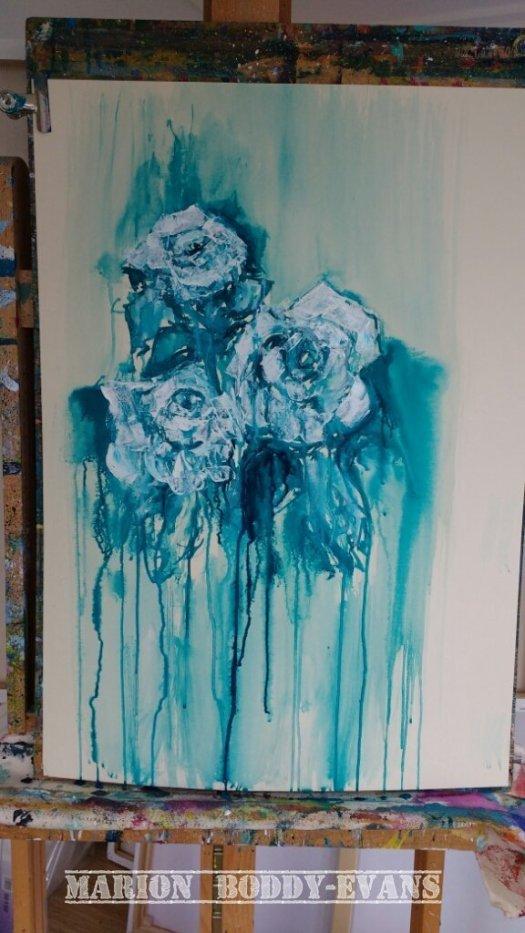 Miss Havisham Roses