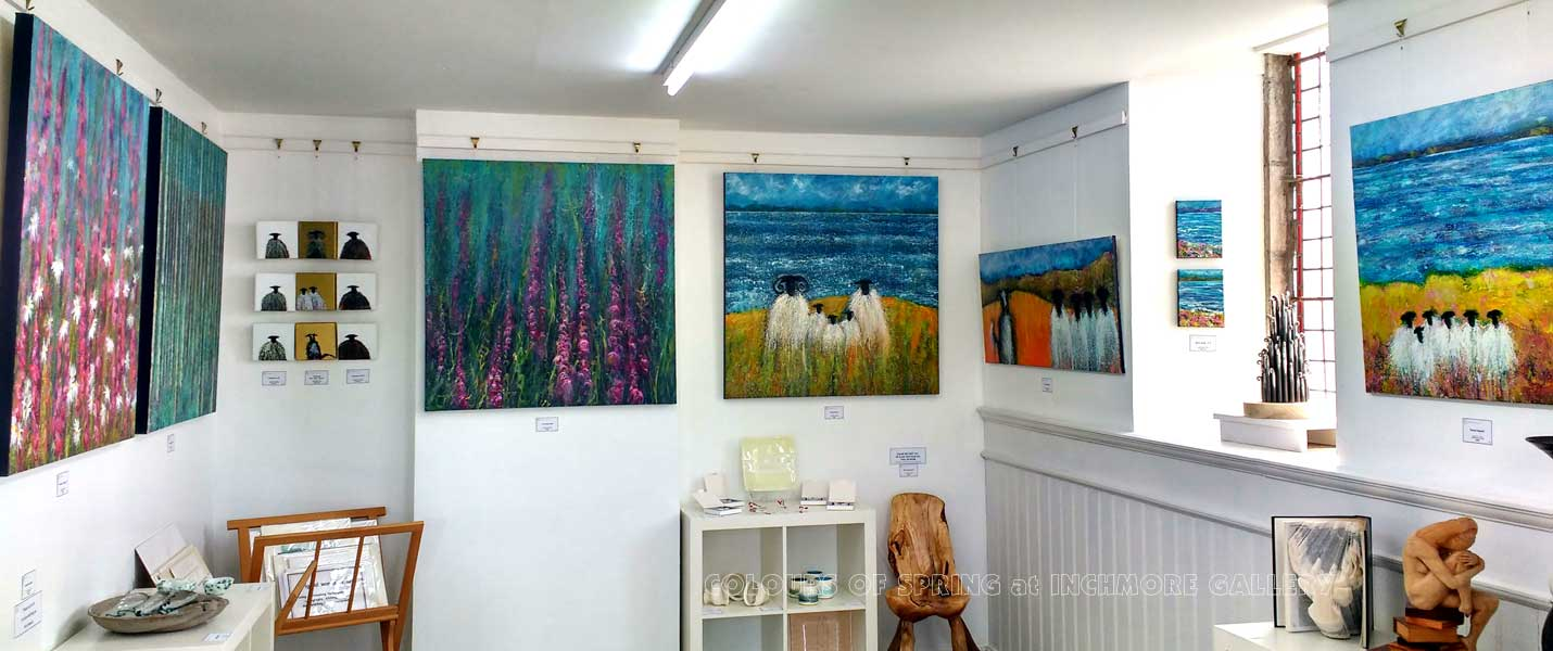 Inchmore Colours of Spring Exhibition #9