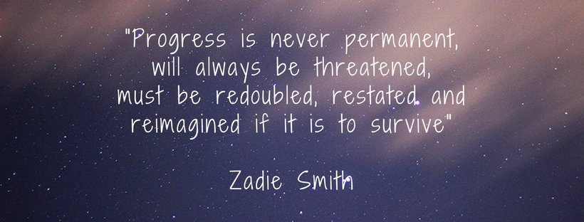 Quote Zadie Smith