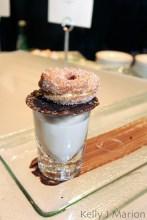 Sheraton Wall Centre - Sour Cream Filled Mini Donut