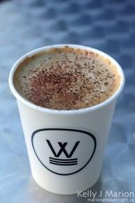 WE Coffee's Mochachino