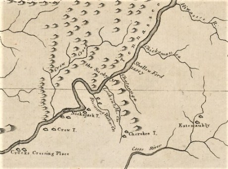 1795 Tennessee Survey