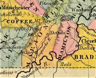 1845 Tanner's Geological Establishment