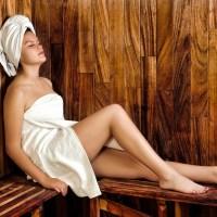 Zeswoordverhaal: Sauna