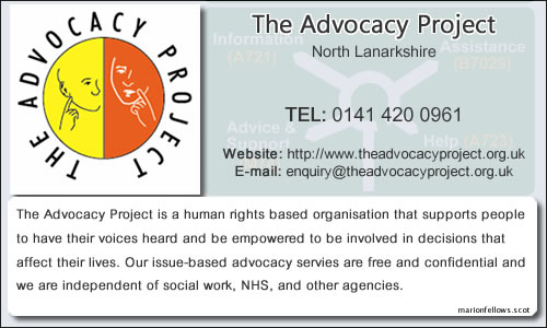 TheAdvocacyProject