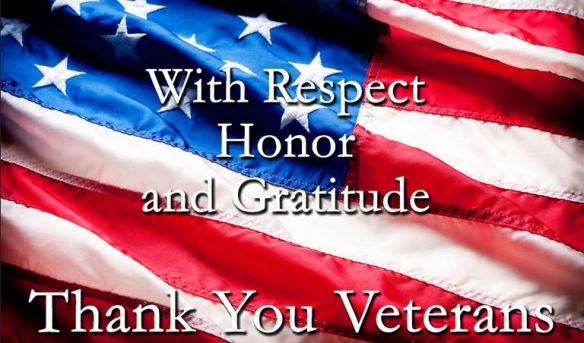 Image result for Closing For Veteran's DAy""