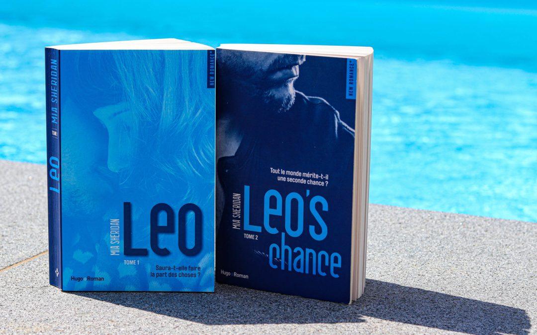 Leo – Duologie – Tome 1 & 2 – Mia Sheridan