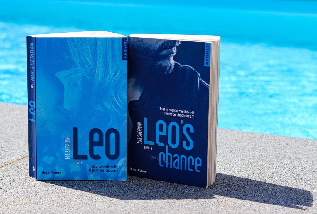 leo et leo's chance tome 1 et 2 mia sheridan avis littéraire