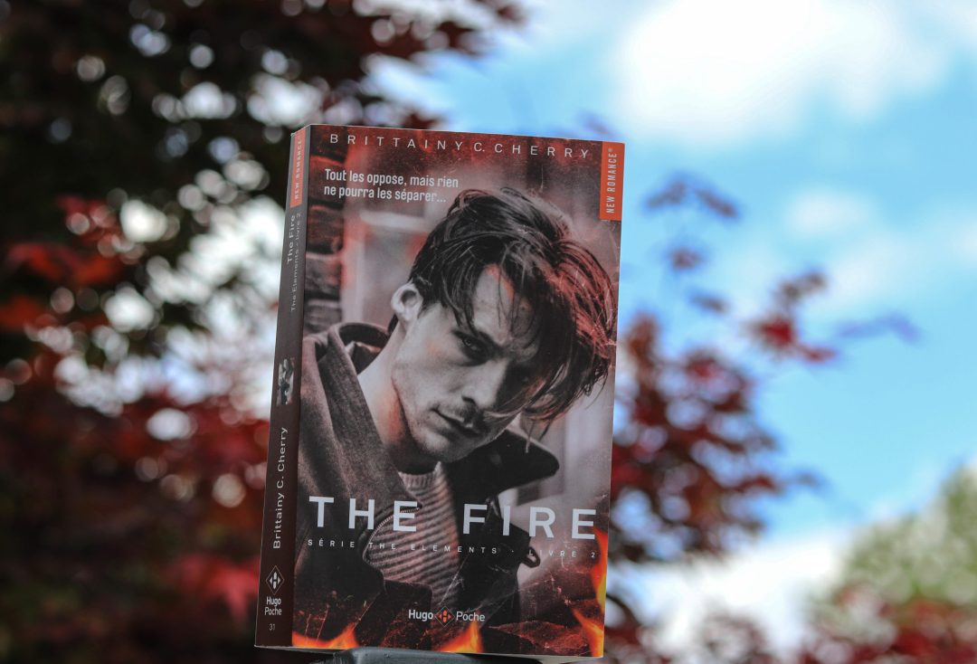 the elements tome 2 the fire brittainy c cherry