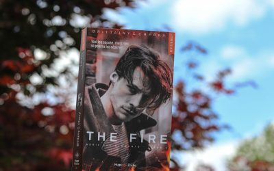 The Elements #2 – The fire – Brittainy C. Cherry