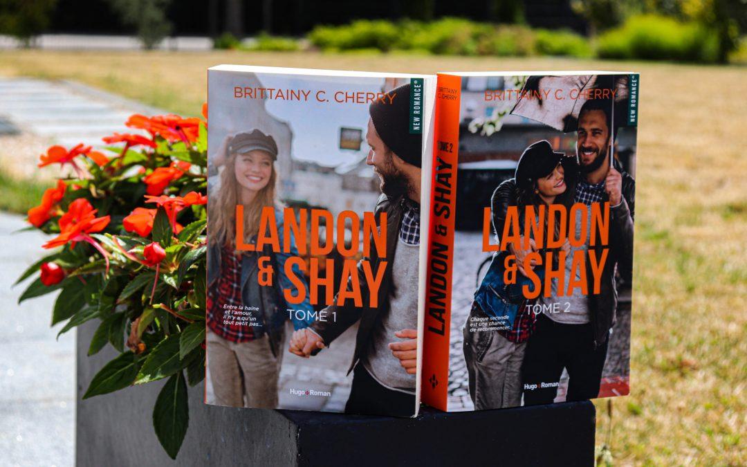 Landon & Shay – Duologie – Brittainy C. Cherry