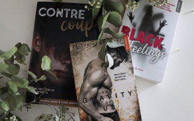 Mes dernières réceptions de livres – Romance
