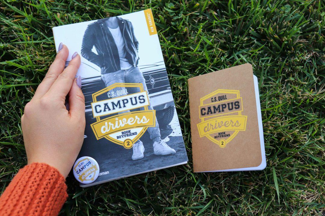 campus drivers tome 2 bookboyfriend cs quill