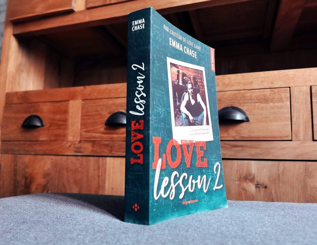 love lesson tome 2 emma chase avis