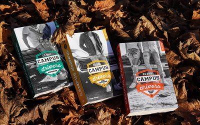 Campus Drivers – Trilogie – C.S. Quill