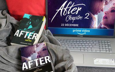 After : Chapitre 2   Sortie du film sur Amazon Prime Vidéo