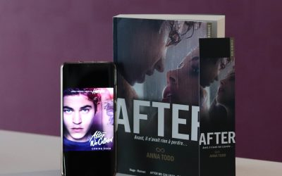 After we collided #2 Edition collector – Anna Todd