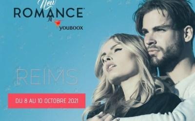 Festival New Romance 2021 : Inscriptions ouvertes pour Reims !