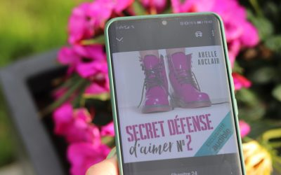 Secret défense d'aimer #2 – Axelle Auclair – Livre audio