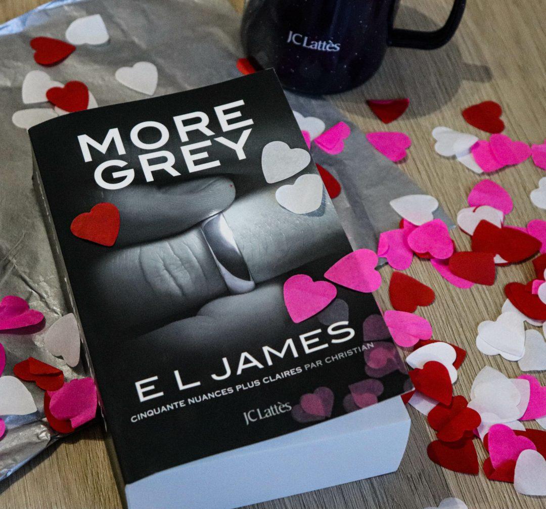 more grey e l james