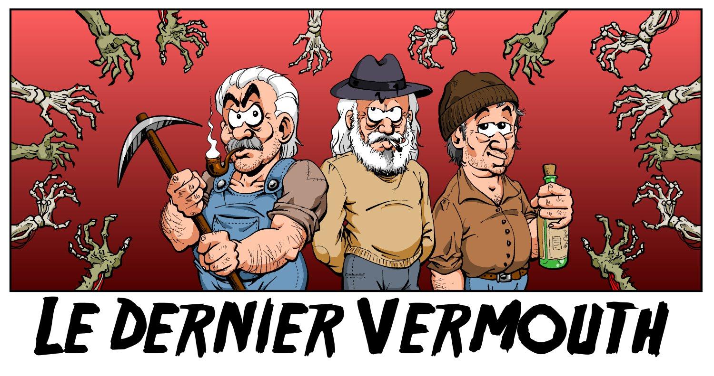Le Dernier Vermouth Titre