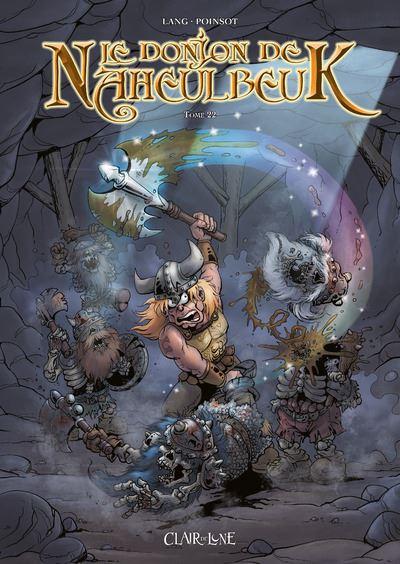 Naheulbeuk tome 22 Le-donjon-de-Naheulbeuk
