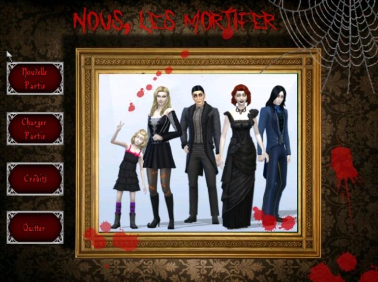 """Mes jeux créés avec """"Les Sims"""" Image134"""