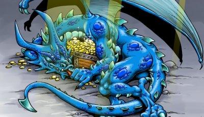 Dragon qui dort